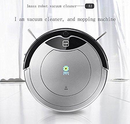 A2 Yaw imass Robot aspirador piso limpiador hogar automático Sweeping polvo Robot Mopa suelo Smart previsto WiFi App Remote control: Amazon.es: Hogar