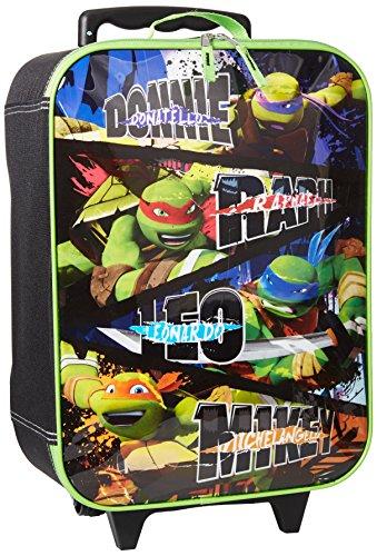 [Teenage Mutant Ninja Turtles 16 Pilot Case Wheel, Multi] (Turtles Suit)