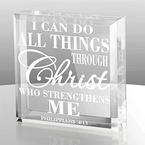 Kate Posh Philippians strengthens Paperweight product image