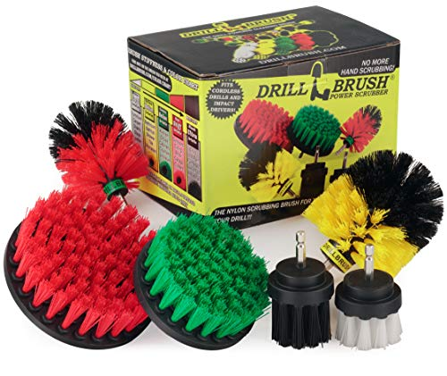 The Ultimate Drill Brush