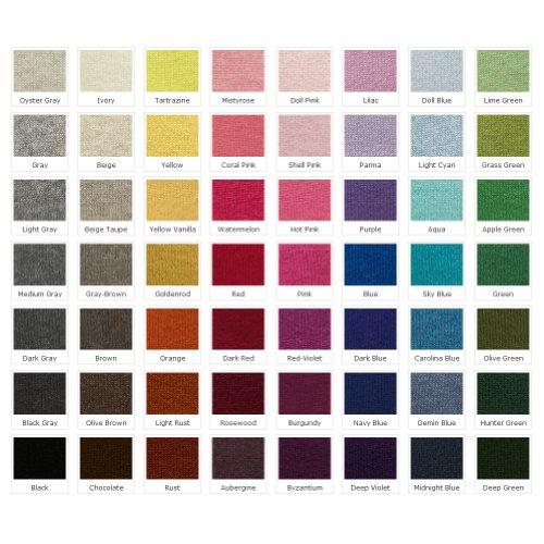 Parisbonbon Men's 100% Cashmere Turtleneck Sweater Color Dark Gray Size L by Parisbonbon (Image #3)