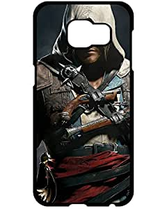 4861101ZA406121074S6 Discount Anti-scratch And Shatterproof Assassins Creed IV Black Flag Case For Samsung Galaxy S6/S6 Edge/ High Quality Tpu Case Legends Galaxy Case's Shop