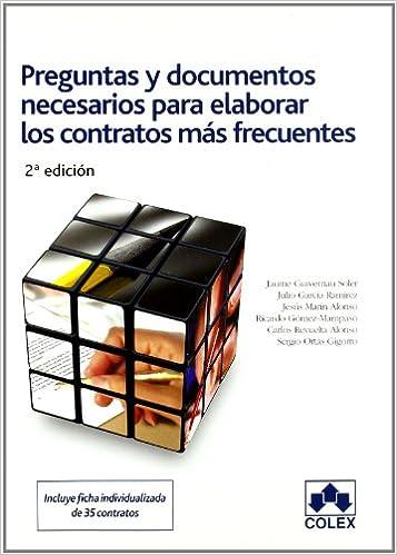 Preguntas y documentos necesarios... 2ª ed.