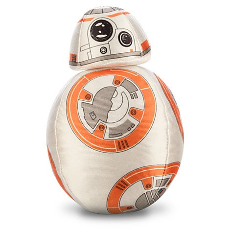 Star Wars The Force Awakens BB-8 Plush Toy