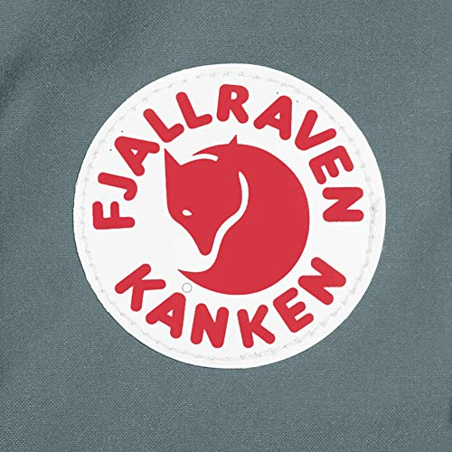 Fjallraven - Kanken Classic Backpack for Everyday, Frost Green-Chess Pattern by Fjallraven (Image #8)