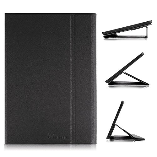Fintie Case for Samsung Galaxy Tab S2 8.0 - Slim Light Weight Stand Supports 3 Viewing Angles with Auto Sleep/Wake Feature for Tab S2 8.0 Inch Tablet, Black