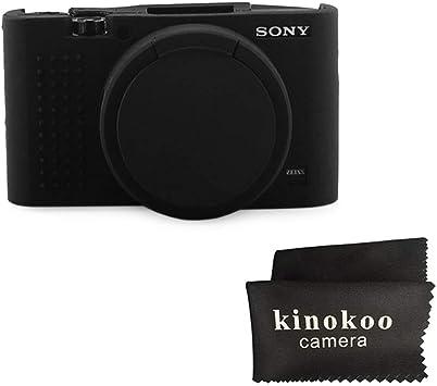 co2crea Hard Travel Case for Sony Cyber-Shot DSC-RX100 III IV V VI Digital Still Camera and Vct Camera Grip