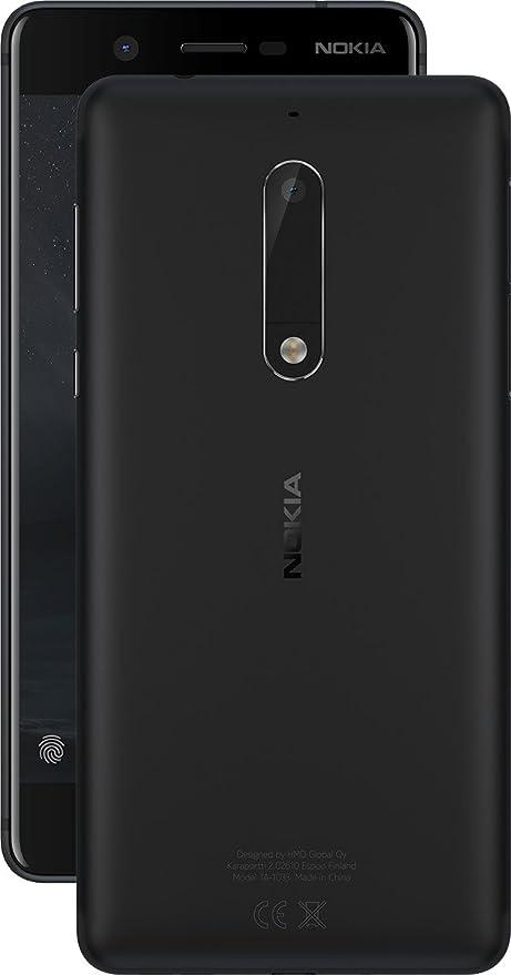 TIM Nokia 5 SIM única 4G 16GB Negro: Amazon.es: Electrónica