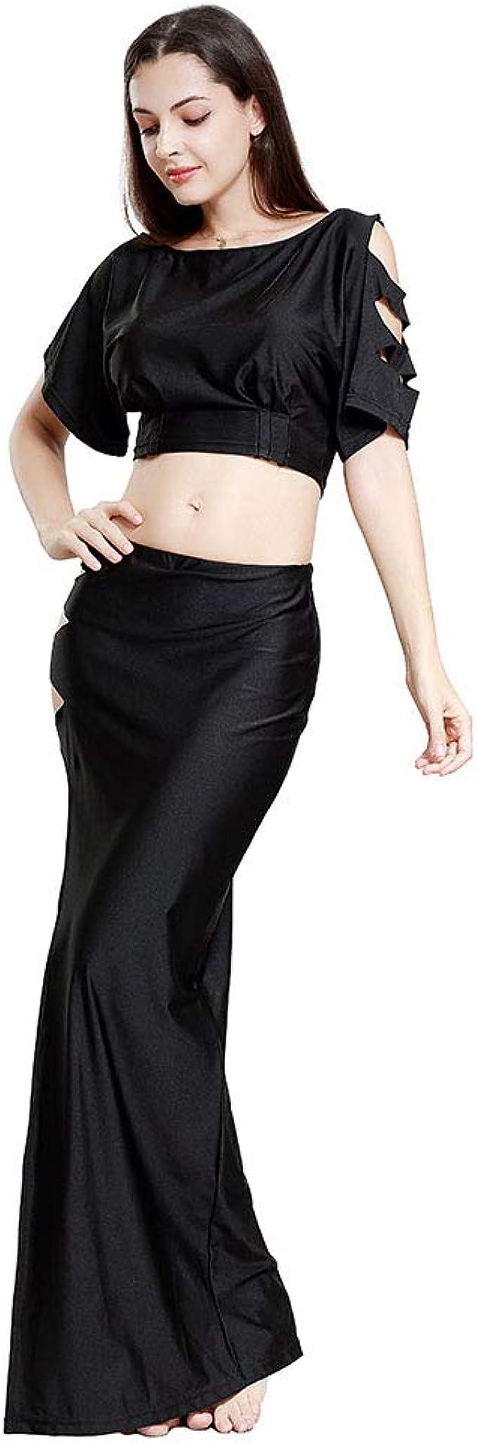 ROYAL SMEELA Falda Danza del Vientre Mujer Faldas largas Tops ...