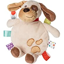 Mary Meyer Taggies Buddy Dog Cookie Crinkle Toy