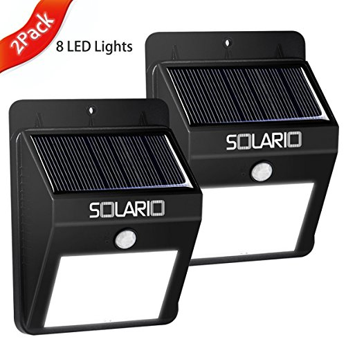 Best Solar Powered Motion Security Light - 6
