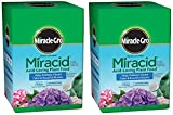 Scotts Company 185001 Garden Pro Water Soluble Miracid Acid Loving Plant Food, 4-Pound (2-Pack)