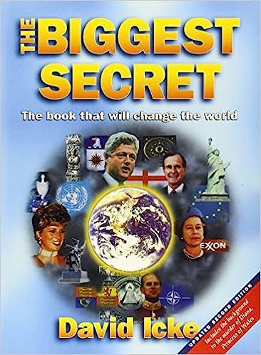 david icke the biggest secret audiobook