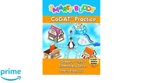 Smarty Buddy  CoGAT Practice