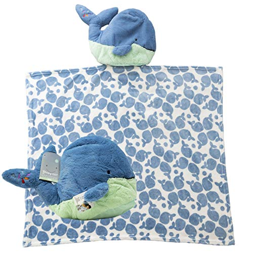 Kids Preferred Rise & Shine Sleepy Stuffs - Plush Stuffed Animal Blanket - - Stuffed Plush Kids Preferred