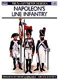 Napoleon's Line Infantry, Philip J. Haythornthwaite, 085045512X