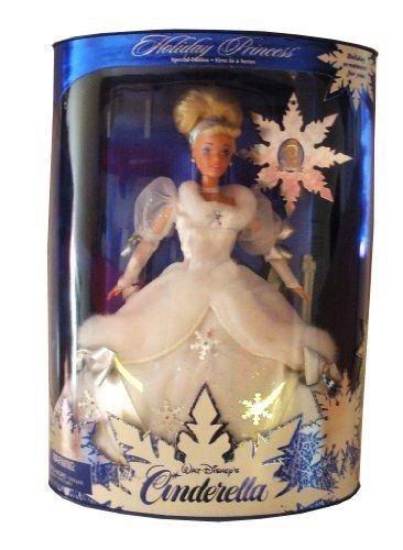 Cinderella Barbie Doll - 5