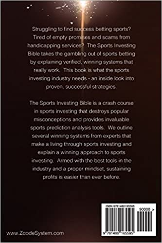 Sports betting systems books of the bible in order