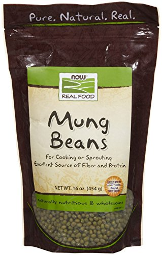 NOW Foods Mung Beans Sprout - 1 lb