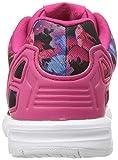 adidas Originals Girls' ZX Flux C Sneaker, Bold