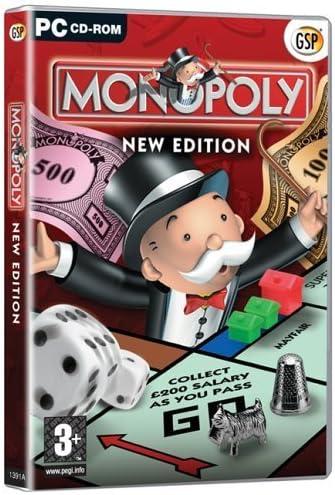 Monopoly [New Edition]: Monopoly: Amazon.es: Videojuegos