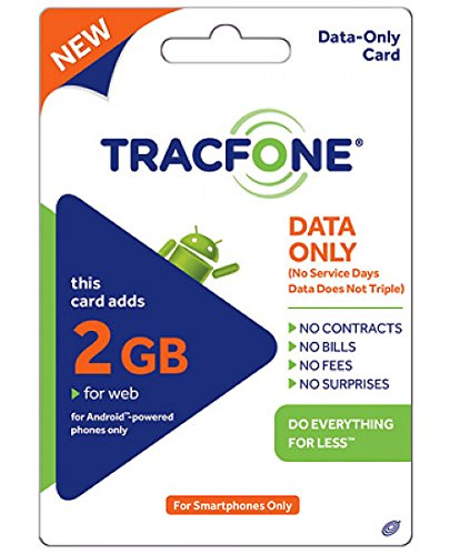 (Tracfone Data 2GB Pin Add-On (Data Only For Android Smartphones))