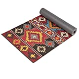 Ananda Yoga Mat - Tapis de Yoga | Premium Print Unique bohemian Carpet