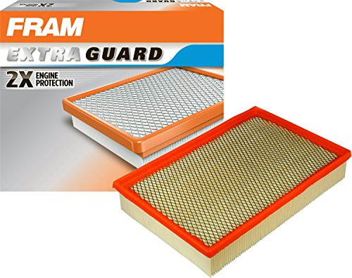 FRAM CA9073 Extra Guard Rectangular Panel Air Filter (Best Rated Air Filters For Cars)