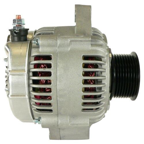 DB Electrical AND0539 Alternator (For John Deere Marine 8.1L 12.5L 140 Amp 04 05 06 07 101211-7780)