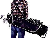 STS SUPPLIES LTD Pole Vault Bag Golf Club For Men Travel For Women Accessories Ladies Cart Stand Lite Caddy Holder 3 Organizer & eBook by AllTim3Shopping.