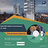 9A0-408 Adobe Dreamweaver CC 2015 Complete Video Leanring Certification Exam Set (DVD)