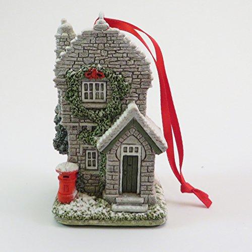 Plum Cottage Ornament