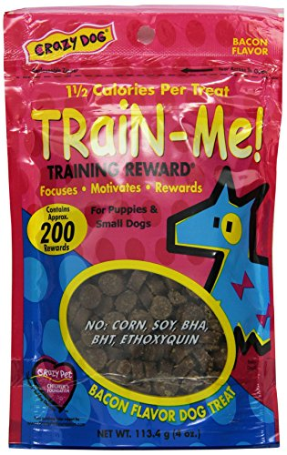 Crazy Dog Train-Me! Training Reward Mini Dog Treats (Dog Boutique Online)