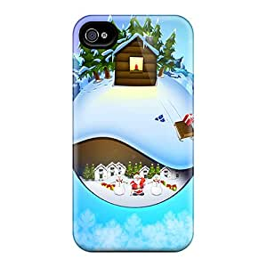 Hti15902aoVS Snowy Christmas Awesome High Quality Iphone 6 Cases Skin