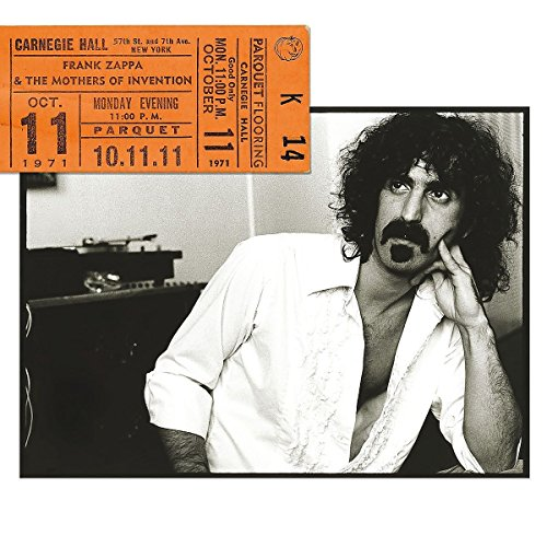 Carnegie Hall [4 CD] by Zappa Records