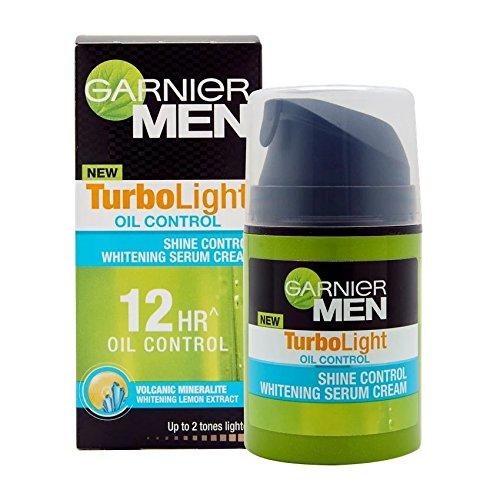 Garnier Men TurboLight OIL CONTROL Shine Control Whitening S