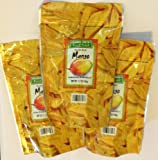 3 Pack Trader Joe's Freeze Dried Mango Unsweetened & Unsulfured 1.7oz Review