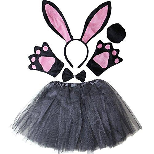 Easter Costume Bunny Old (Kirei Sui Kids Easter Bunny Costume Tutu Set)