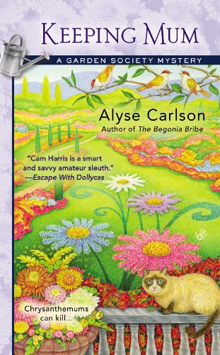 Keeping Mum (A Garden Society Mystery)