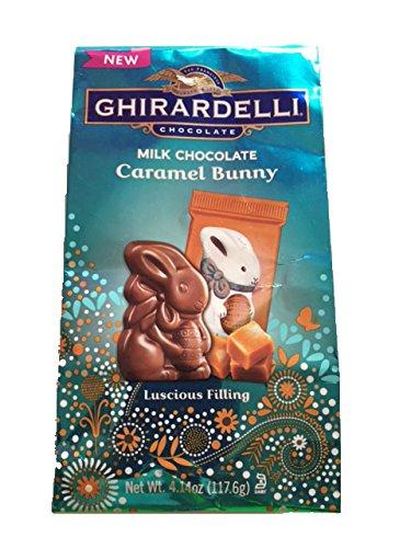 - Ghirardelli Choc Milk Caramel Bunny