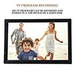 Bewinner-14inch-Portable-TV-1080P-HD-Television-for-Car-Digital-LED-TV-with-PVR-Function-DC12V-110-220V-Support-USB-and-SDMMC-Card-Digital-TV-for-Home-Car-Office