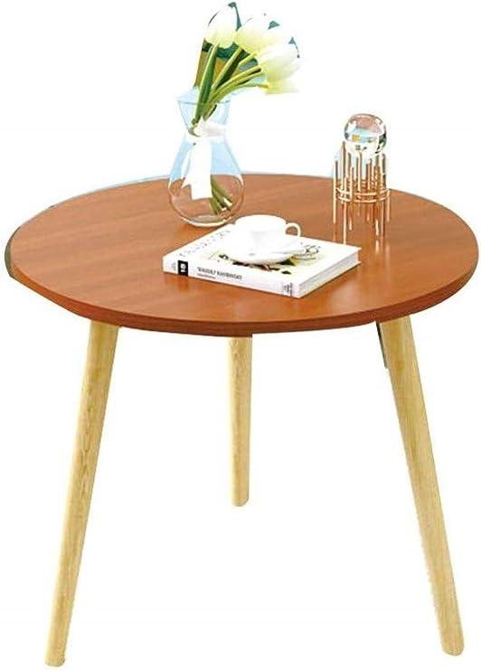 Side table JT- Mesa Redonda pequeña con balcón, combinación ...