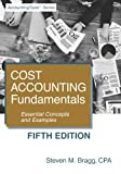 img - for Cost Accounting Fundamentals: Fifth Edition: Essential Concepts and Examples book / textbook / text book