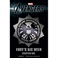 Marvel's The Avengers Prelude: Fury's Big Week #1 (of 8) (Marvel's Avengers : Fury's Big Week) (English Edition)
