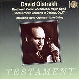 Concerto pour violon [Import anglais]