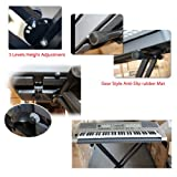 Front Row KS-01 Double X Keyboard Stand