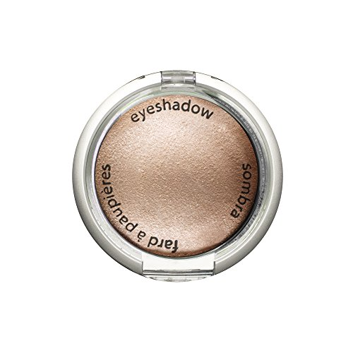 Palladio Cosmetic Baked Eyeshadow Single, Champagne Toast, 0.09 Ounce