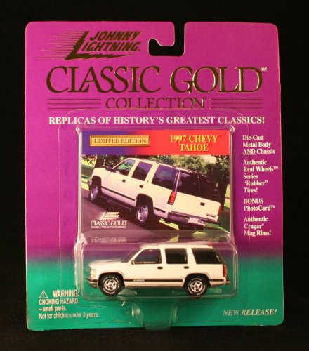 HITE * Johnny Lightning 2000 CLASSIC GOLD COLLECTION 1:64 Scale Die-Cast Vehicle ()