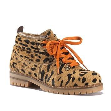 Olang Damen Winterschuhe Wanderschuhe LIMA CUOIO MACULATO Leopardenmuster Gr.41 LCih6c78A