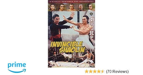 Amazon.com: Invincible Shaolin: Sun Chien, Lu Feng, Philip ...